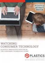 Consumer Technology: Plastics' innovative chapter