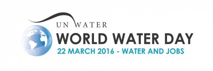 World Water Day Water and Jobs 22032016