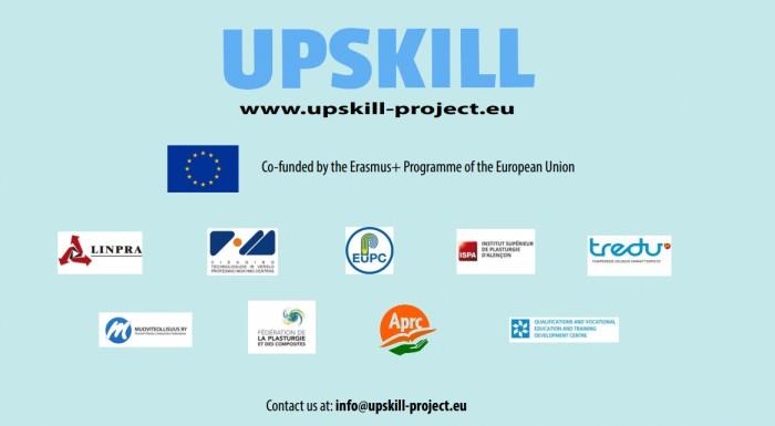 Erasmus UPSKILL consortium