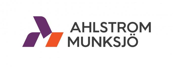 Ahstrom Munksjö logo