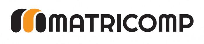 matricomp logo vaaka
