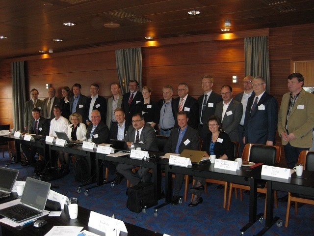 TEPPFA WG CEST and Finnish Guest in Helsinki on May 2015