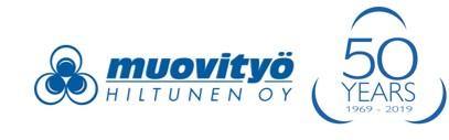 Hiltunen 50 logo