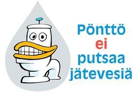 Puhdistamotyöryhmän uutiskirjesivun logo