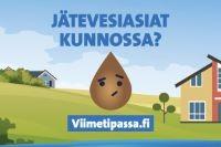 Jätevesiasiat kunnossa viime tipassa